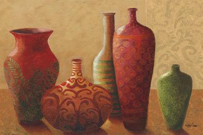 Vessels of Marrakesh Art Print