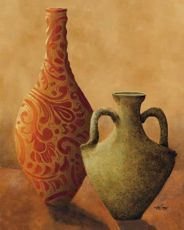 Vessels of Casablanca II Art Print