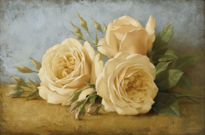 Roses from Ivan Reproduction artistique