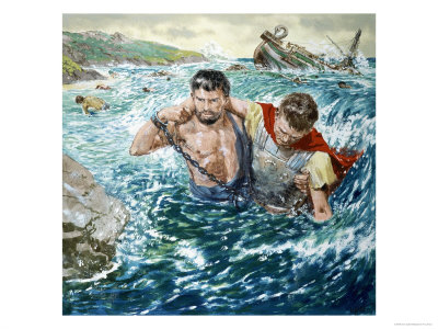 St Paul shipwreck