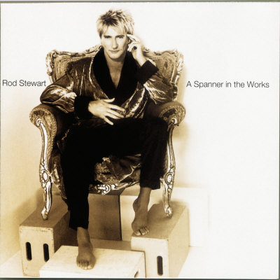 Rod Stewart - A Spanner In The  Work