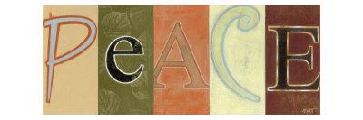Peace Panel Giclee Print