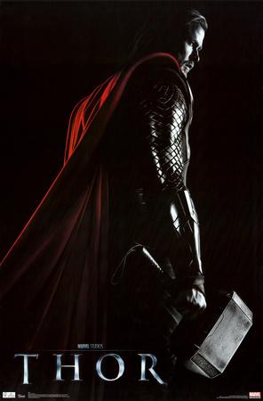 idris elba thor poster. Thor - One Sheet Poster