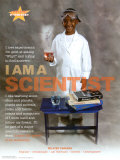 I AM A SCIENTIST, poster