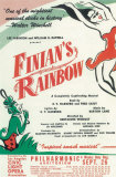 Finian's Rainbow, Masterprint, 1947 Broadway Show