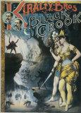 The Black Crook, Masterprint, 1886 Broadway Show
