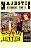 Scarlet Letter Playbill, Masterprint