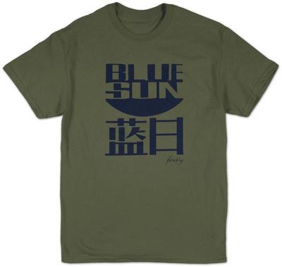 Firefly - Blue Sun Shirts
