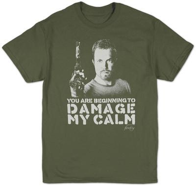 Firefly - Damage My Calm T-shirts