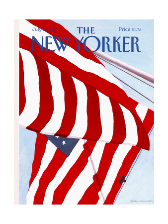 The New Yorker Cover - July 2, 1990 Giclee Print by Gretchen Dow Simpson