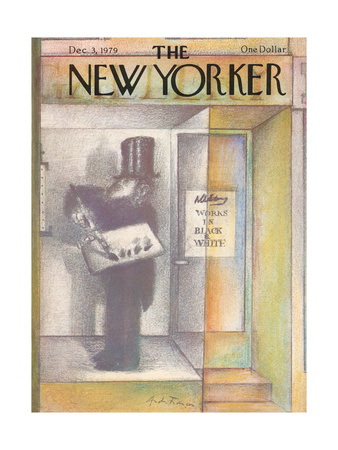 The New Yorker Cover - December 3, 1979 Giclee Print by Andre Francois