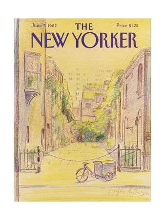 The New Yorker Cover - June 7, 1982 Giclee Print by Eugène Mihaesco