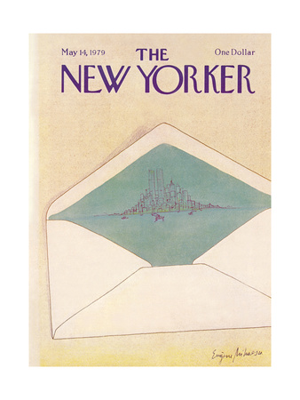 The New Yorker Cover - May 14, 1979 Giclee Print by Eugène Mihaesco