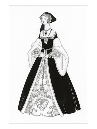 Vogue - July 1922 Giclee Print by Claire Avery