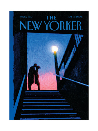The New Yorker Cover - September 15, 2008 Giclee Print by Eric Drooker