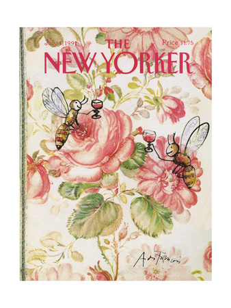 The New Yorker Cover - July 1, 1991 Giclee Print by Andre Francois