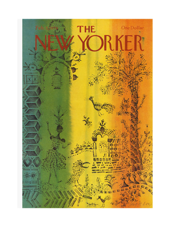The New Yorker Cover - February 5, 1979 Giclee Print by Joseph Low