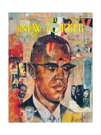 The New Yorker Cover - October 12, 1992 Giclee Print by Josh Gosfield