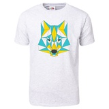 Abstract Wolf T-Shirt T-shirts
