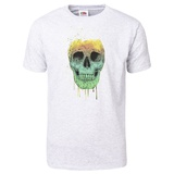 Pop Art Skull T-Shirt T-shirts