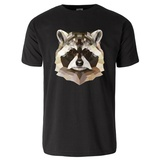 Raccoon T-Shirt T-Shirt
