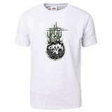 Moon with Cactus and Desert Plants T-Shirt Shirt