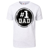 Number 1 Dad T-Shirt T-shirts