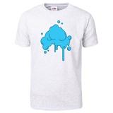 Cloud Abstract with Rain T-Shirt T-Shirt