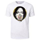 Black Blossom T-Shirt Shirts
