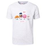 Breakfast Characters T-Shirt Shirts