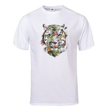 Tropical Tiger T-Shirt Shirts