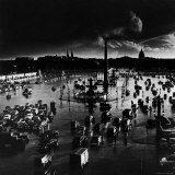 Place de La Concorde Photographic Print by Gordon Parks