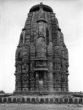 Raja-Rani Temple in Bhubaneswar Premium Photographic Print by Eliot Elisofon