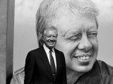President Jimmy Carter Premium Photographic Print