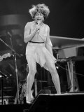 Tina Turner Performing Premium Photographic Print