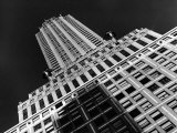 Viwe of the Chrysler Building Which Housed Time Offices from 1932-1938 Premium Photographic Print by Margaret Bourke-White