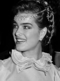 Brooke Shields Metal Print