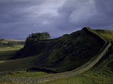 Hadrian's Wall Photographic Print by Dmitri Kessel