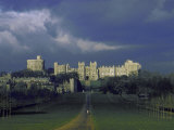 Windsor Castle Photographic Print by Dmitri Kessel