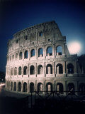 The Famed Colosseum Premium Photographic Print by Ralph Crane