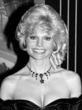 Actress Loni Anderson Premium Photographic Print