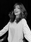 Carly Simon Metal Print