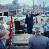 Alabama Politics: Shearen Elebash for Governor Photographic Print by Frank Scherschel