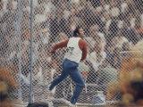 Olympics: Ludwig Danek of Czechoslovakia Premium Photographic Print by John Dominis