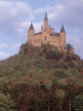 Hohenzollein Castle Near Hechingen, Germany, on Mount Zollern Photographic Print by Alfred Eisenstaedt