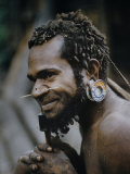 New Guinea Expedition Premium Photographic Print by John Dominis