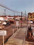 U.S. Highways Premium Photographic Print by J. R. Eyerman