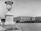 View across the Grounds of the Versailles, Where the Royalty Resided Premium Photographic Print by Hans Wild