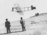 Early Glider Premium Photographic Print