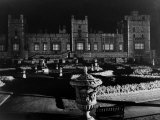 View of the East Terrace of Windsor Castle Premium Photographic Print by Erich Salomon